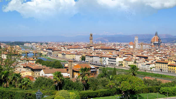 Voli Newcastle - Firenze